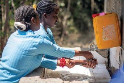 "Bringing Sustainable Water, Sanitation to the World's Poorest (""2.5b people still have no sanitation"") 