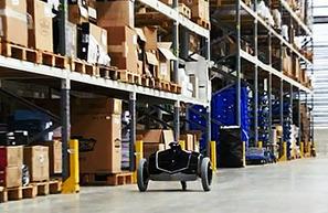 Sécurité - Un robot vigile en entrepôt | Sites Logistiques | Scoop.it