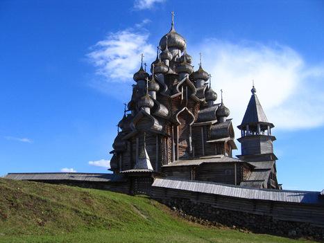 A pogost in Kizhi, Russia, built without nails | Unique Places | Scoop.it
