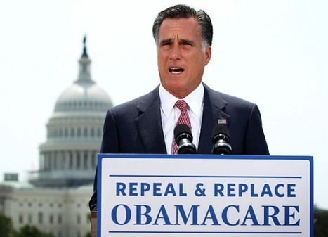 Romney Claims Obamacare Will Increase Healthcare Premiums $2,500; He's Lying to You | Daily Crew | Scoop.it