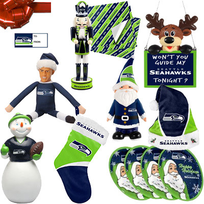 Seattle Seahawks Christmas & Holiday Decorations – SeattleTeamGear.com | Seattle Sports Teams | Scoop.it