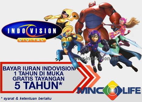 Bayar 1 Tahun Di Muka, Gratis 5 Tahun Perlindungan Dari MNC Life | Indovision Digital Television | Scoop.it