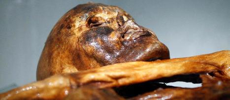La panoplie d'Ötzi, l'homme des glaces, il y a 5 300 ans | Aux origines | Scoop.it