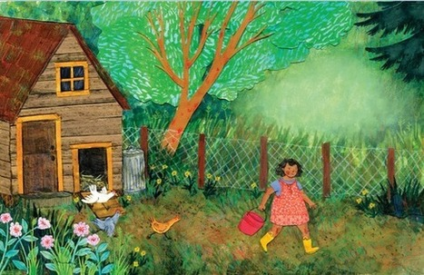 When it Rains, it Pours: 50 More Picture Books From a Stellar 2015 | American Biblioverken News | Scoop.it
