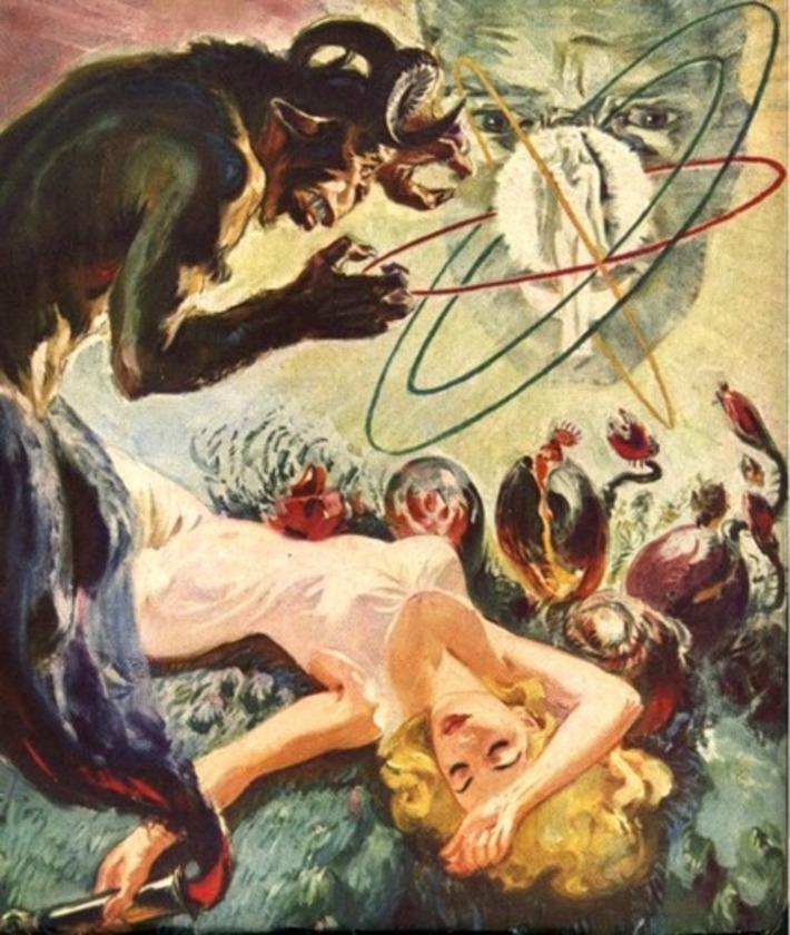 Vintage Illustration   Sex History   Scoop.it