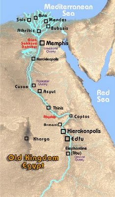 World History: Egypt: The Old Kingdom | Old Kingdom and Harrapans | Scoop.it