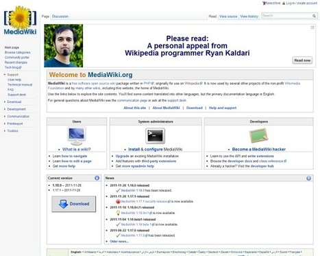 19 Best Wiki CMS For Your Own Wikipedia   Get your PSD's Converted to HTML   Scoop.it