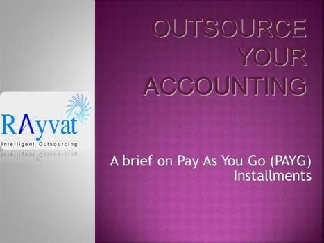 Pay as you go Income Tax Installments Australia | Rayvat Accounting | Scoop.it