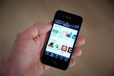 Kids-afdeling in de App Store | Kinderen en interactieve media | Scoop.it