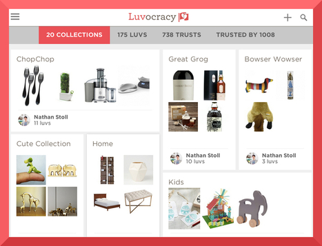 "WalmartLabs ""Acqhire"" Gives Social Shopping App Luvocracy a Soft Landing 