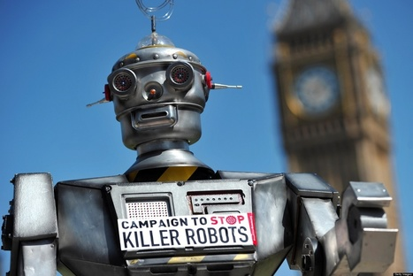 Guest Post: KILLER ROBOTS AND THE ETHICS OF WAR IN THE 21th CENTURY | Practical Ethics | Ethics | Scoop.it
