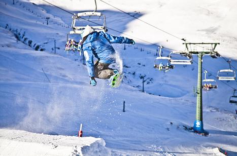 Top 10 Paraísos del esquí | Viaja por España | Scoop.it