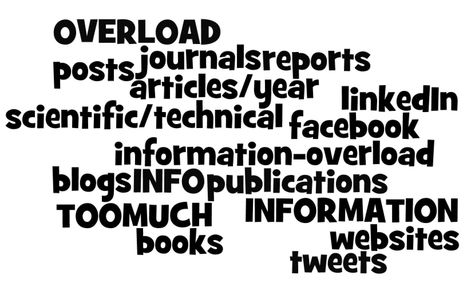 7 Time-Proven Strategies for Dealing With Information Overload | #BetterLeadership | Scoop.it