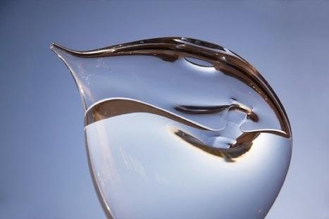 Pieke Bergmans' carafes   Art, Design & Technology   Scoop.it