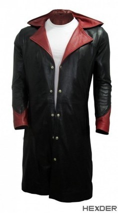 Devil May Cry Coat Jacket | Game DMC Dante Jacket - Free Shipping | Hexder | Scoop.it