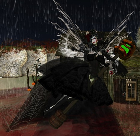 Happy Halloween! | Second Life Freeness Huntress | Scoop.it