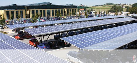 Solar Panels Helps Garden City Mall, Nairobi Achieve LEED | All about batteries | Scoop.it