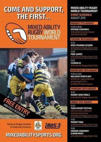 De Gasteiz a Bradford, rompiendo las normas con el rugby inclusivo | Sindrome de Down | Scoop.it