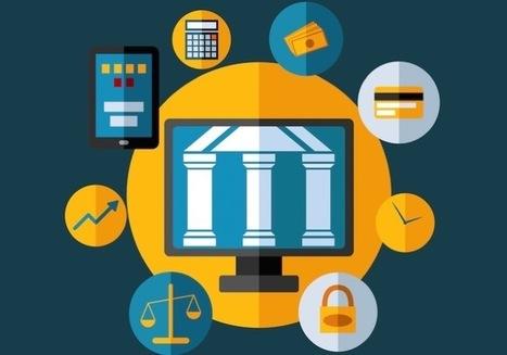 L'agrégation de comptes envahit les banques | Innovation, Commerce & Culture | Scoop.it