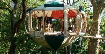 Selvao, créateur d'hébergements suspendus innovants   Hébergements touristiques, design et innovation   Scoop.it