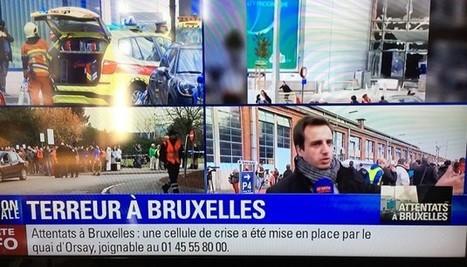 Attentats de Bruxelles : amateurs, reporters ? Le contexte des images reste flou. Prudence | L'Obs | Info-Doc | Scoop.it