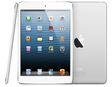 Comparativa: iPad Mini contra la competencia | NewTech (En&Español) - Web Dev&Design - Social Net - SEO | Scoop.it