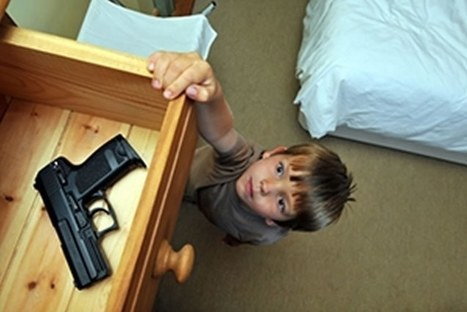 Threat of Guns and Car Accidents Linked to Parental Depression | Whole Child Development | Scoop.it