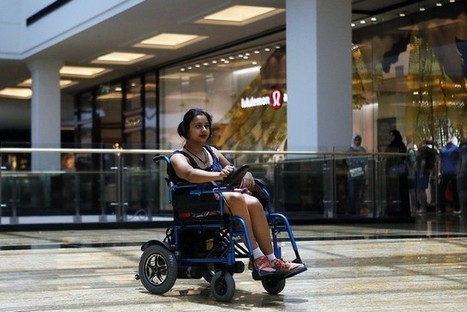 Dubai survey is first step to make city accessible to disabled | The National | Accessible Travel | Scoop.it