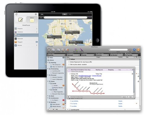 The Omni Group Cuts OmniFocus For iPad And OmniFocus For Mac Prices In Half | iPads in Education Daily | Scoop.it