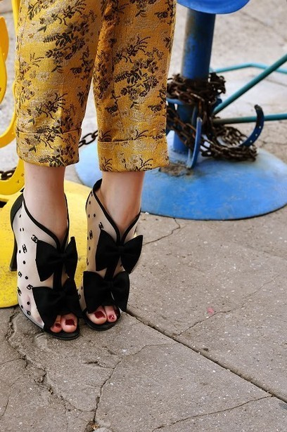 pump heels | Vulbus Incognita Magazine | Scoop.it