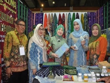 Batik Sasirangan dan Penjelasannya | Batik Tulis Indonesia | healthiest fruit | Scoop.it