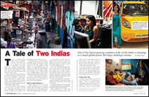The New York Times Upfront | The news magazine for high school | India in the News Resources | Scoop.it