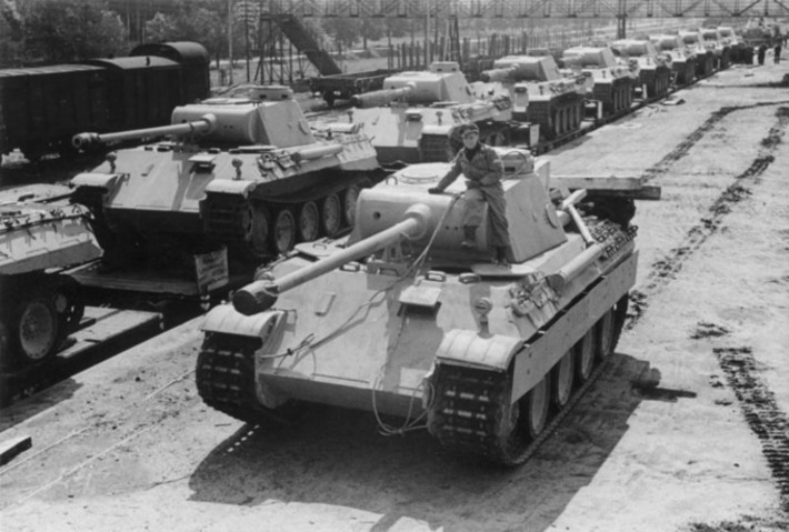 25 Facts About The Panther Tank, Do You Know Them All? | World War 2 Herald | Scoop.it