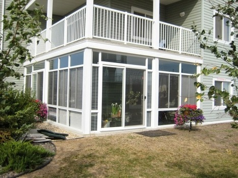 Enhance Your Sunroom Experience by Building 4 Season Sunrooms | Ideal Sunrooms: Building a Sunroom | Scoop.it