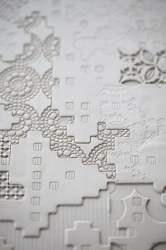 Des céramiques murales pour des salles de bain design | Tendances Carrelage | Scoop.it