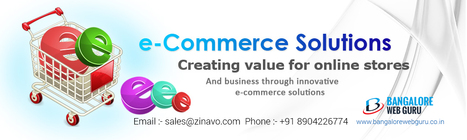 Quality Ecommerce Web Solution in Bangalore   Web Design Company   Scoop.it