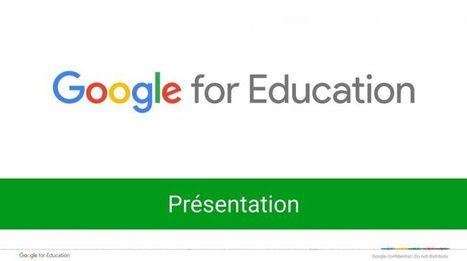 Google Apps for Education : présentation | Google Apps  (FR) | Scoop.it