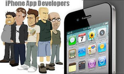 Hire iPhone Developers - iPhone Applications Development | Mobile Application Development Services | Scoop.it