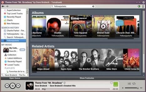 Best free music players for Windows | Le Top des Applications Web et Logiciels Gratuits | Scoop.it