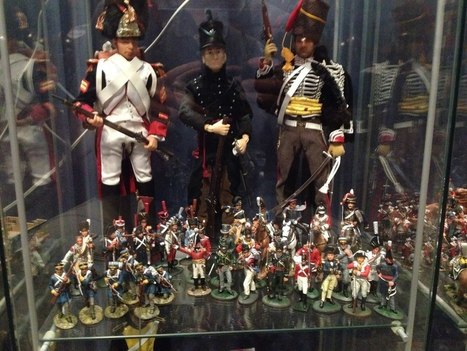 A Few Pictures of My Collection | Military Miniatures H.Q. | Scoop.it