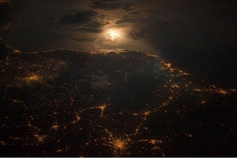 View From Space: Cities At Night | Everything from Social Media to F1 to Photography to Anything Interesting | Scoop.it