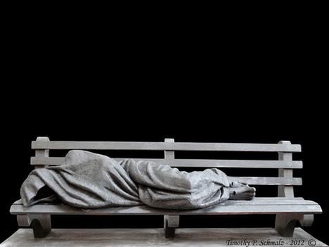 Papal anniversary * Holi or sacrilege? * Homeless Jesus: Thursday's Roundup - Religion News Service | KEEPERS - Presbyterian | Scoop.it