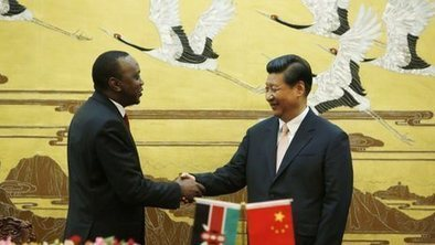Kenya and China sign $5bn deals | CONTESTED PLANET | Scoop.it