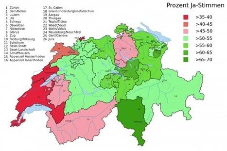 La Suisse Divisée - Blog sur mon pays la Suisse | Jean-Michel Cina - Media | Scoop.it