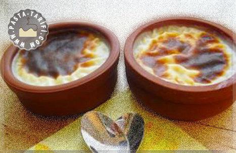 Fırında Sütlaç Tarifi | Tatlı ve Kurabiye Tarifleri | Scoop.it