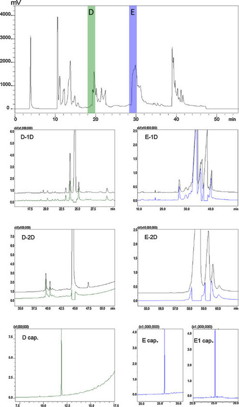 Performance Evaluation of a Versatile Multidimensional Chromatographic Preparative System based on three-dimensional gas chromatography and liquid chromatography-two-dimensional gas chromatography ... | Santalum album [Indian Sandalwood] | Scoop.it