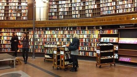 Stadsbiblioteket - bibliotek för skolor som inte uppfyller krav - Nyheter P4 Radio Stockholm | #ssbnu | Scoop.it