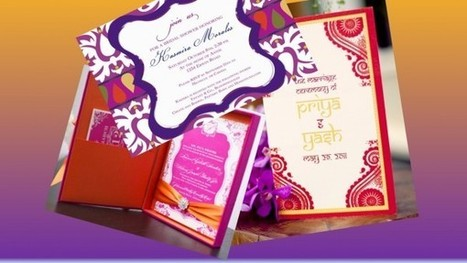 Best way to get addresses for your wedding invitations | Shaadi Bazaar | Weddings | Scoop.it