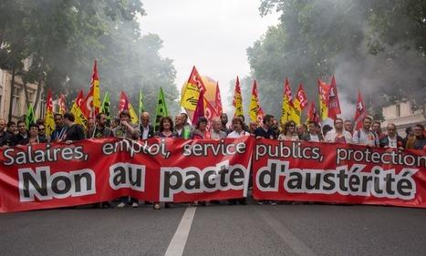 Nicolas Sansu: «La dette est un formidable instrument de domination» | CRAKKS | Scoop.it