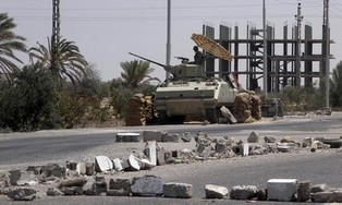 'Egypt seizes weaponry, arrests terrorists in Sinai' | Égypt-actus | Scoop.it